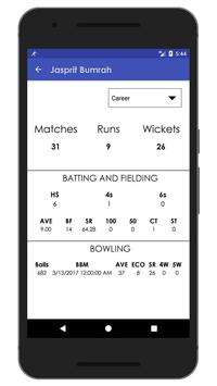 Schedule & Info of MI Team screenshot 3