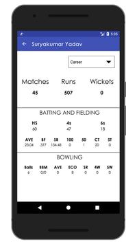Schedule & Info of KKR Team apk screenshot