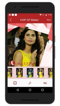 Support IPL KXIP Team DP Maker screenshot 3