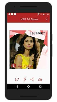 Support IPL KXIP Team DP Maker screenshot 5