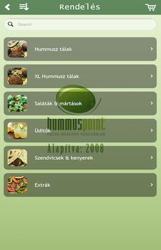 Hummus Point poster