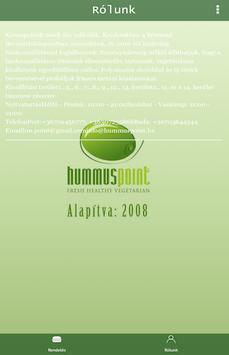 Hummus Point screenshot 1