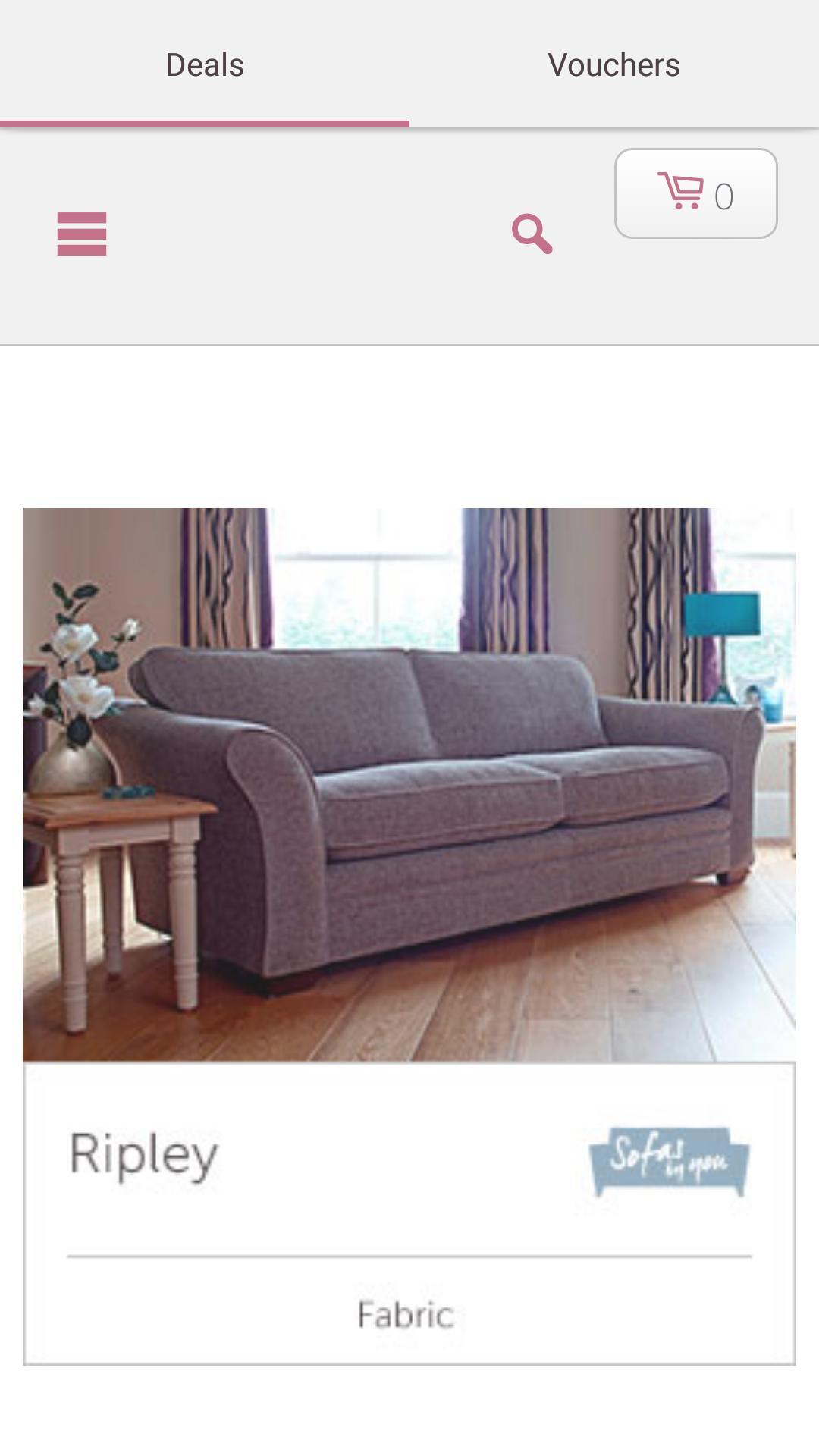 Deals For Harveys Furniture Android