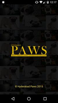 Hyderabad Paws poster