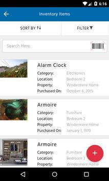 iINVENTORYpro apk screenshot