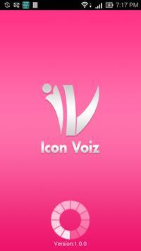 Iconvoiz poster