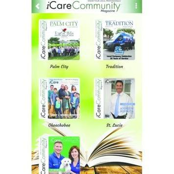 iCare Community Magazine screenshot 2