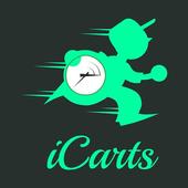 iCarts icon