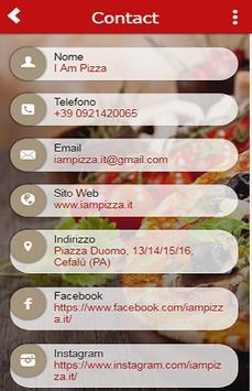 Iampizza Cefalù apk screenshot