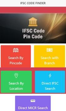 IFSC CODE FINDER screenshot 1