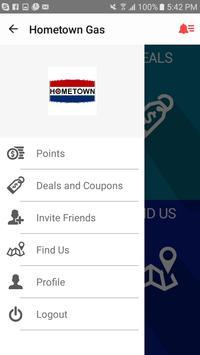 Hometown Gas Rewards screenshot 2