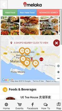 Malacca Travel Guide App apk screenshot