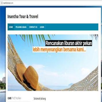 .Inantha_Travel. screenshot 1