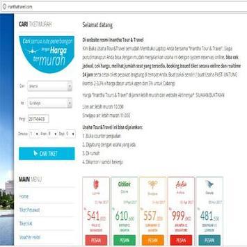 .Inantha_Travel. screenshot 2