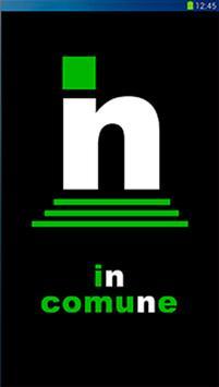 inComune poster
