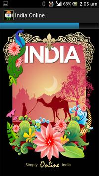 India Online poster