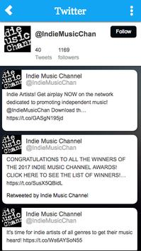 Indie Music Channel screenshot 2