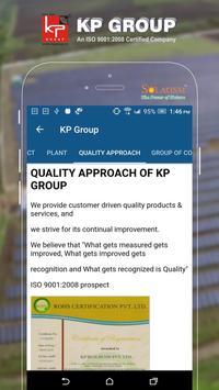 kp group apk screenshot