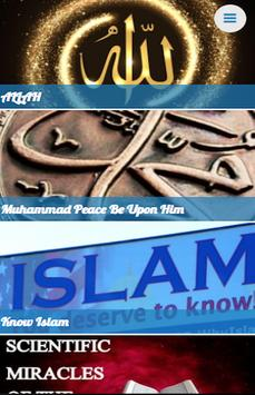 Learn Islam poster