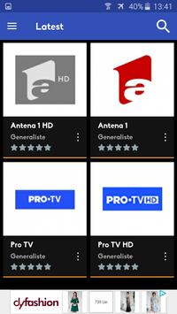 IPTV RO TV Romania screenshot 1