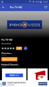 IPTV RO TV Romania screenshot 3