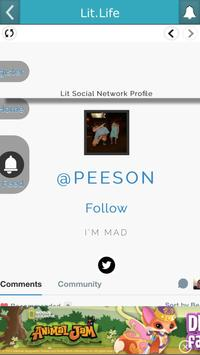 Lit.Life - Social Networking apk screenshot