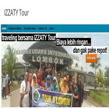 izzatytour apk screenshot