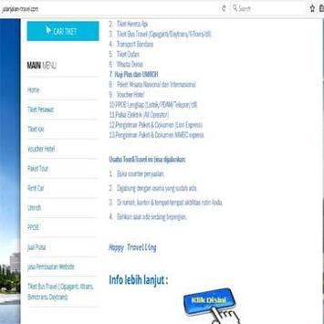.Jalan-Jalan Tour. apk screenshot