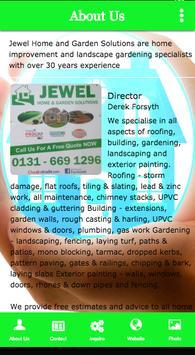 Jewel Home Garden Solutions poster