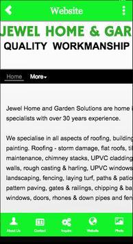 Jewel Home Garden Solutions screenshot 1