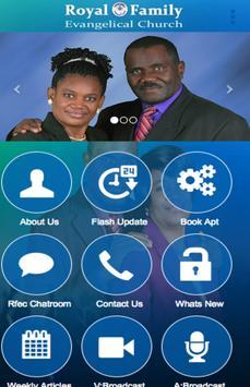 RFEC@J. Mafuta Ministries poster