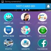 NET CARD BD icon