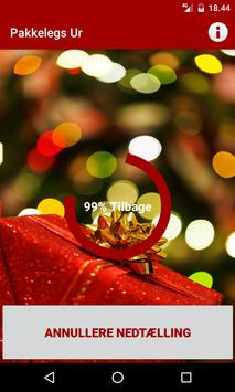 Gift Game Countdown apk screenshot