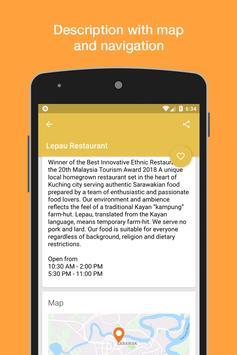 Kuching City - Where to go? screenshot 2