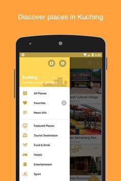 Kuching City - Where to go? screenshot 3