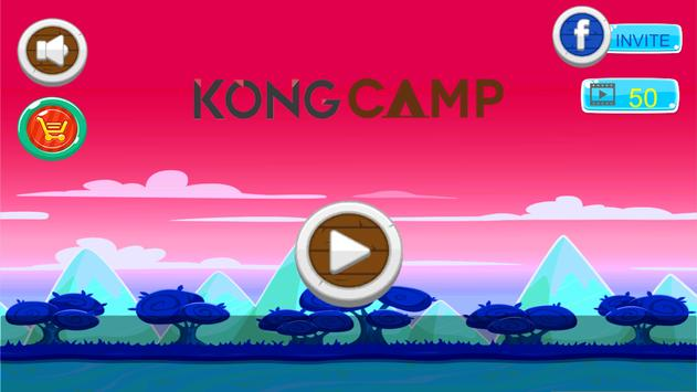 Kong Camp apk screenshot