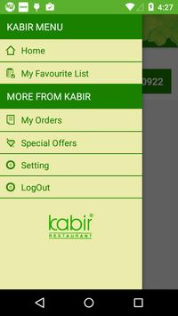 Kabir Restaurant screenshot 5