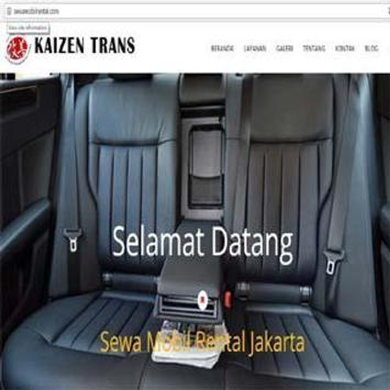 .Kaizen Trans Indonesia. poster