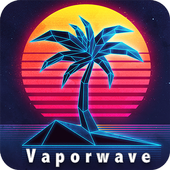 Vaporwave Wallpapers HD icon