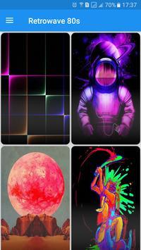Vaporwave Wallpapers HD apk screenshot