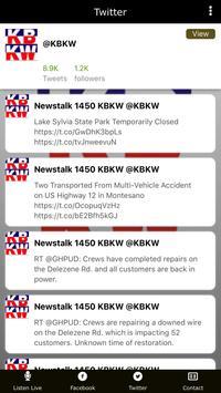 KBKW News screenshot 2