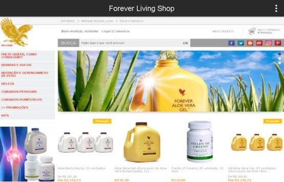 Forever Living, Distribuidor screenshot 4