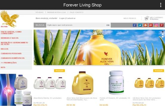 Forever Living, Distribuidor screenshot 6