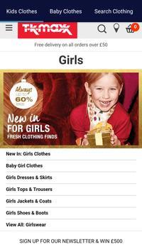 Kids Clothes Shopping screenshot 1