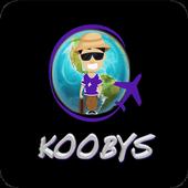 Koobys Travel App icon