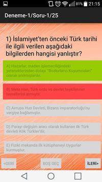 KPSS Tarih Dostu poster