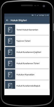 KPSS Anayasa screenshot 3