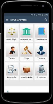 KPSS Anayasa screenshot 1
