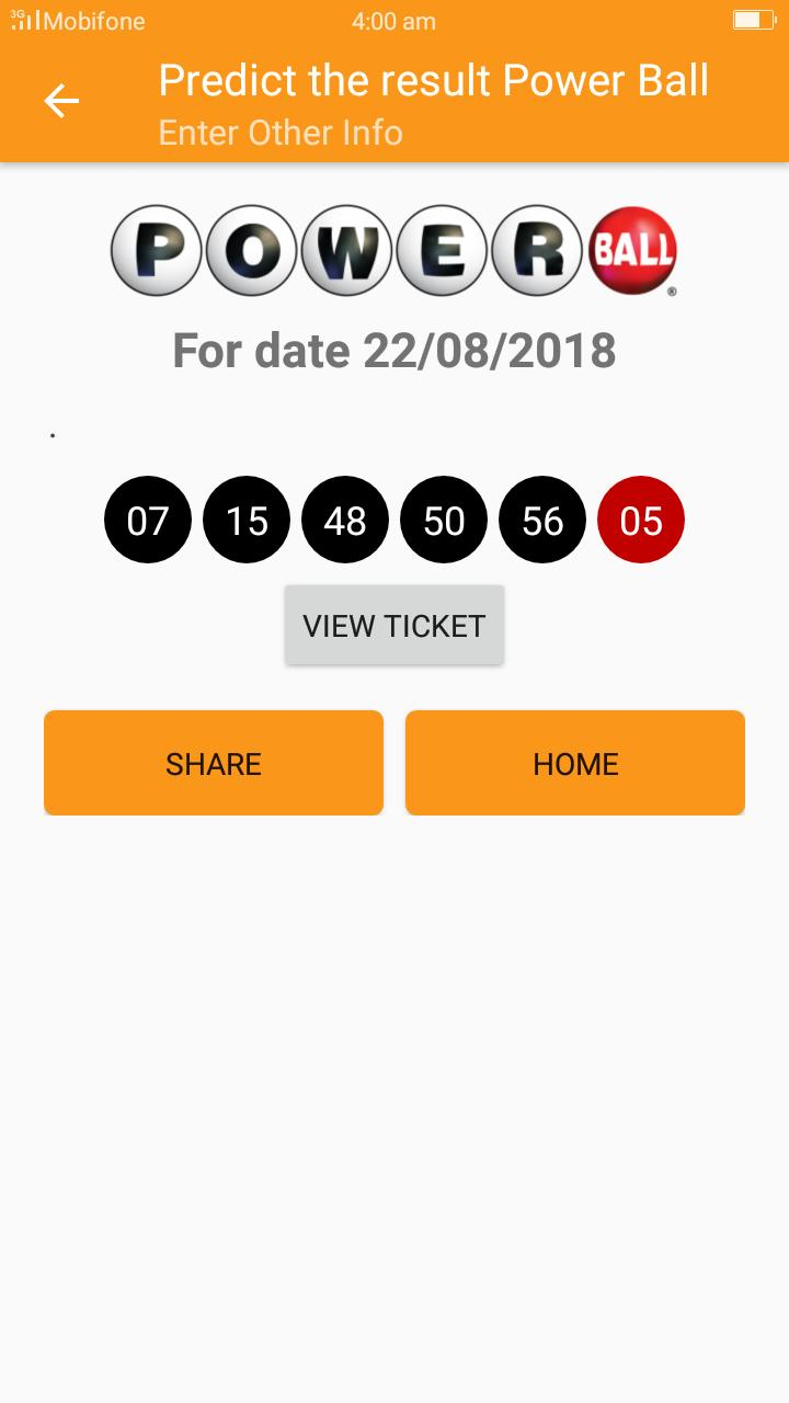 Predictions lottery - lotto numbers for Android - APK Download
