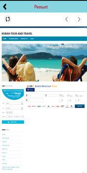 Kubah Tour and Travel screenshot 1